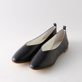 Steven Alan - LEATHER SLIP ON SHOES