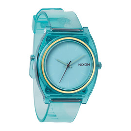 NIXON - The Time Teller P TRANSLUCENT MINT