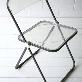Giancarlo Piretti - 'Plia' Folding Chair