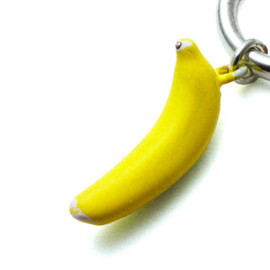 JAM HOME MADE - SONNA BANANA HOOP PIERCE -COLOR-