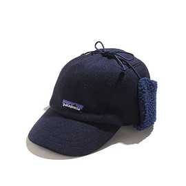 Patagonia - Recycled Wool Ear Flap Cap-CNY