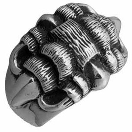 Chrome Hearts - Chrome Hearts 	Big Claw Ring
