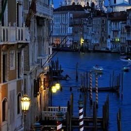 Venice, Italy - The Blue Hour