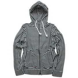 MINOTAUR - BORDER PILE ZIP HOODED