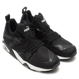 PUMA - Trinomic Blaze Tech - Black