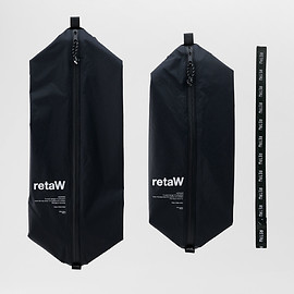 retaW, fragment design - Travel Pouch