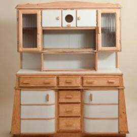 Recreate - Art Deco Kitchen Dresser