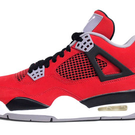 NIKE - AIR JORDAN IV RETRO 「MICHAEL JORDAN」 「LIMITED EDITION for BRAND JORDAN LEGACY」