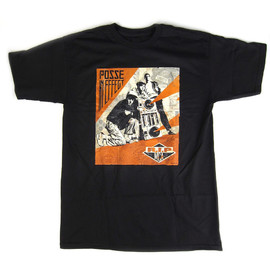 Obey - RIP MCA Beastie Boys Shirt - Black