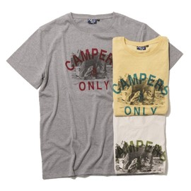 Mountain Mania - CAMPERS ONLY TEE
