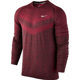 NIKE - Men's Dri-Fit Knit Long-Sleeve