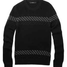 Givenchy - Givenchy Ribbed Wool Sweater