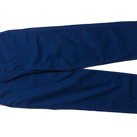 orSlow - French Work Pants-Ink Blue
