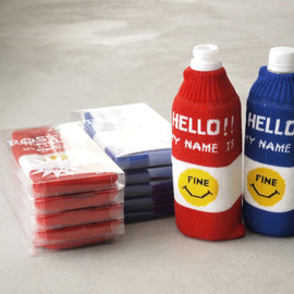 ROSTER - HELLO PET BOTTLE COVER