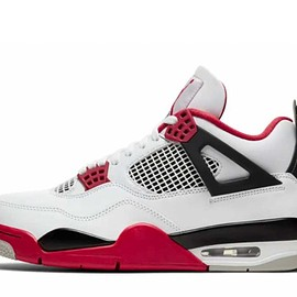 "NIKE - AIR JORDAN 4 OG ""FIRE RED""(2020)"
