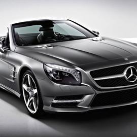 MERCEDES-BENZ - SL550 AMG Package 1012model