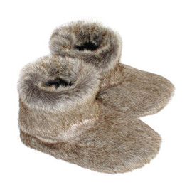 moore and moore - truffle slipper boot