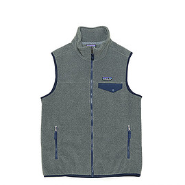 Patagonia - Men's Lightweight Synchilla Snap-T Vest-NKNV