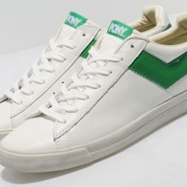 PONY - 'Topstar Ox trainers' - 1970s  Reissued Model