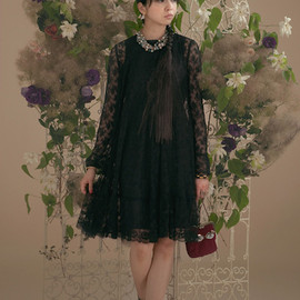 mother - MAPLE LACE DRESS