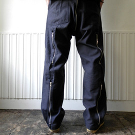 TALKING ABOUT THE ABSTRACTION - Punks Baker Pant