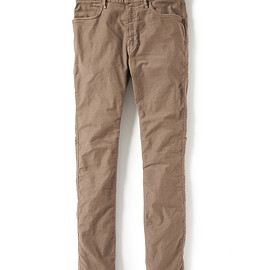 nonnative - DWELLER 4P JEANS TIGHT FIT C/P COMPACT PIQUE STRETCH OVERDYED
