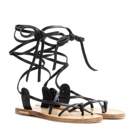 ISABEL MARANT - SS2015 Amy leather sandals
