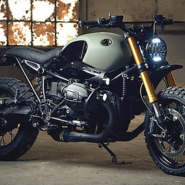AdHoc Cafe Racers - BMW Scramble An R nineT