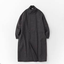 ARTS&SCIENCE - Stand Collar Bulky Coat