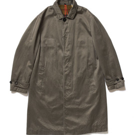 Burberry Prorsum - Coat with SO-ME Autograph