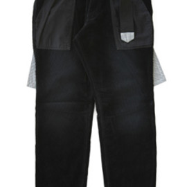 PEEL&LIFT - Cord Trousers (black)