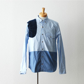 Tin Cloth Field Coat with Zipper