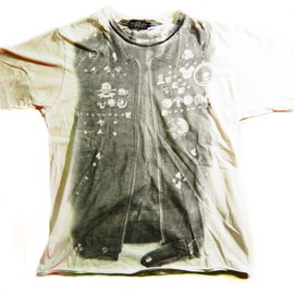 AFFA - AFFA SINGLE LEATHER 転写T SHIRT