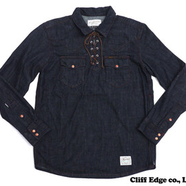 NEIGHBORHOOD - NEIGHBORHOODBRONCO/C-SHIRT.LS(長袖シャツ)INDIGO216-001139-047-【新品】【smtb-TD】【yokohama】