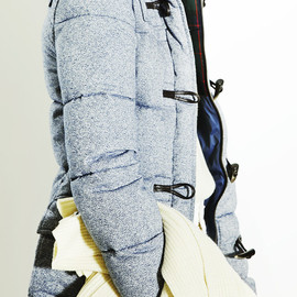 Ron Herman - Cape HEIGHTS for Ron Herman Duffle down coat¥49,000