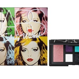 NARS - Andy Warhol Pop Collection/Debbie Harry Eye & Cheek Palette