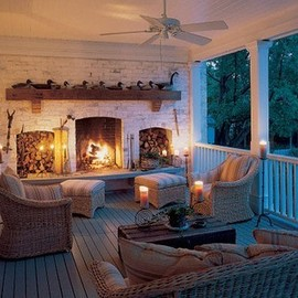Fabulous porch! - Fabulous porch!