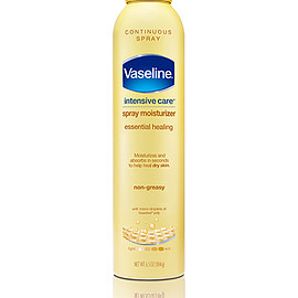 vaseline - Vaseline Spray & Go intensive care