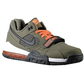 Nike - Air Max 360 Trainer 2 - Olive/Orange/White/Black