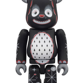 BE@RBRICK - KLAUS HAAPANIEMI BE@RBRICK Snowing Bear