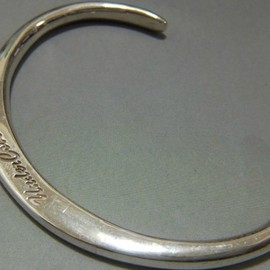 UNDERCOVER - 97-98AW Silver Bangle
