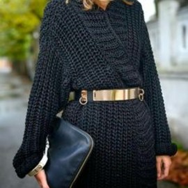 street - black and gold
