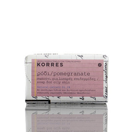 KORRES - Pomegranate Face & Body Herbal Soap