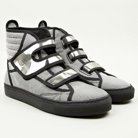 Raf Simons - Men's Velcro Sneakers