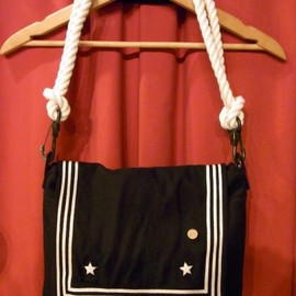 MAGNOLIA - REMAKE US NAVY SAILOR BAG
