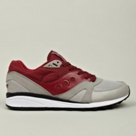 SAUCONY - Men's Grey Master Control Sneakers