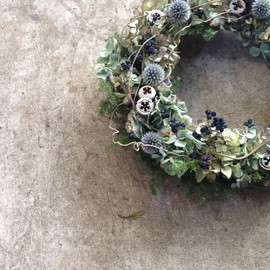 Gertrude Florist - 2013 winter Wreath