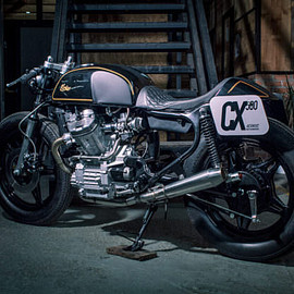 Kerkus Cycles - Honda CX500