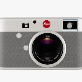 Leica, Jonathan Ive, Marc Newson - Leica M for (RED)