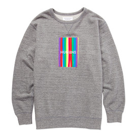 museum neu - Paper Ribbons Sweat Crew-neck Shirt